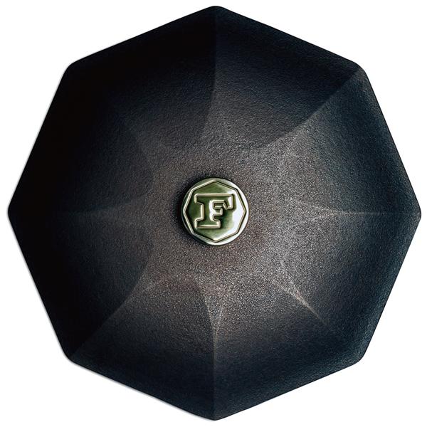 【まとめ買い10個セット品】 フィネックス キャストアイアン スキレット用蓋 12インチ用 L12-10001【ECJ】