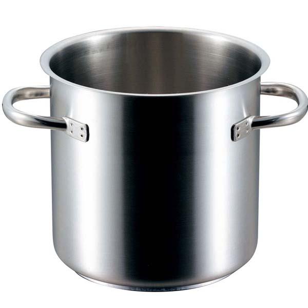 パデルノ 寸胴鍋(蓋無)1001-36cm 電磁