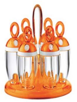 グッチーニ ラッチーナ スパイスラック 168100 45オレンジ 【ECJ】【 オーブンウェア 】