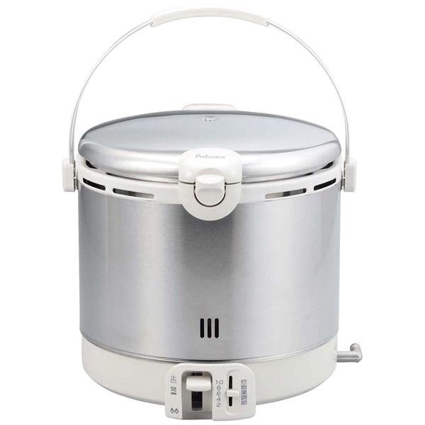 パロマ ガス炊飯器 PR-18EF LP 【ECJ】炊飯器・スープジャー