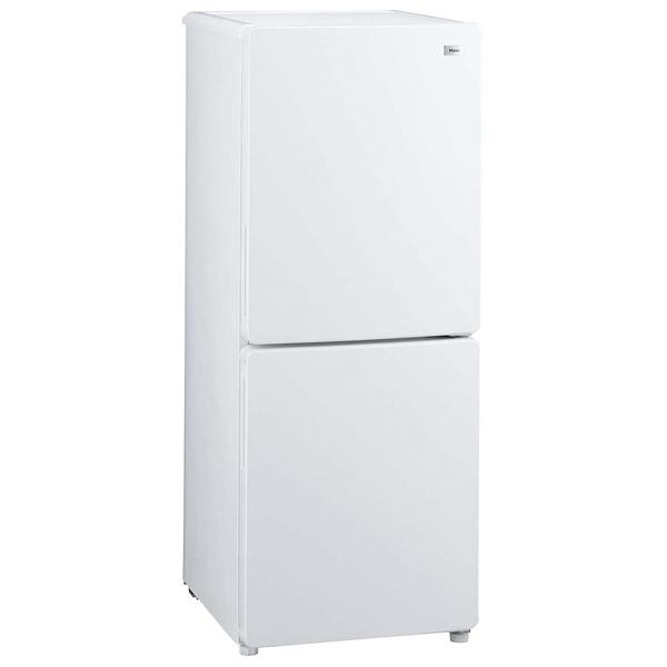 ハイアール 2ドア冷凍冷蔵庫 JR-NF148B(W) 【ECJ】冷温機器