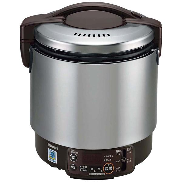 リンナイ タイマー付卓上型炊飯器 涼厨 RR-S100VMT 13A 炊飯器・スープジャー - naturalsquared.com