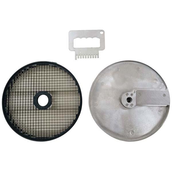 ハッピー マルチーMSC-200用 ダイスカット円盤セット 5mm角 【ECJ】調理機械(下ごしらえ)