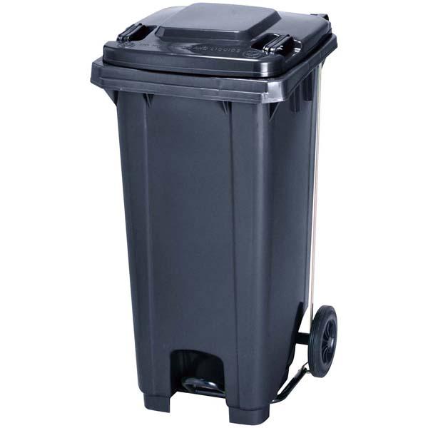 ダストカート KTP120 【ECJ】清掃・衛生用品