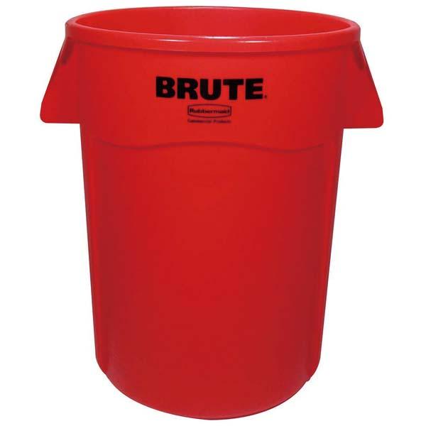ラバーメイド ブルート・コンテナー RM264360UTRD レッド 166L 【ECJ】清掃・衛生用品