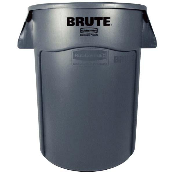 ラバーメイド ブルート・コンテナー RM2655UTGY グレー 208L 【ECJ】清掃・衛生用品