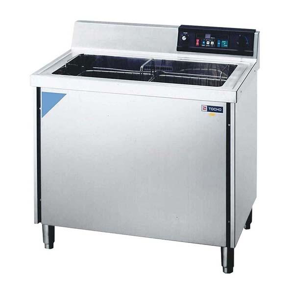 洗浄機超音波式 トーチョーラーク UCP-900 【ECJ】バスボックス・洗浄ラック