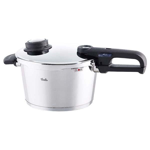 フィスラ-プレミアムプラス圧力鍋ガラス蓋付3.5L(92-03-11-511)【ECJ】鍋全般