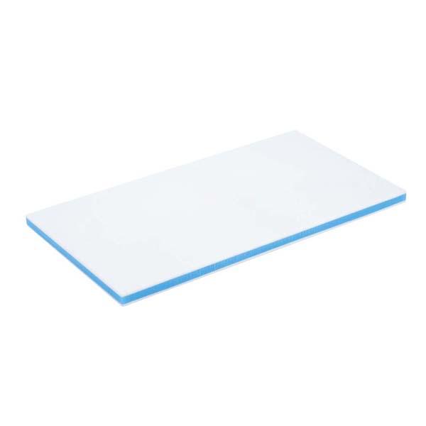ポリエチレン抗菌カラーまな板 CKB-20ML(700×350×20)ブルー 【ECJ】まな板