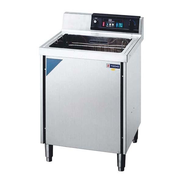 洗浄機超音波式 トーチョーラーク UCP-600 【ECJ】バスボックス・洗浄ラック