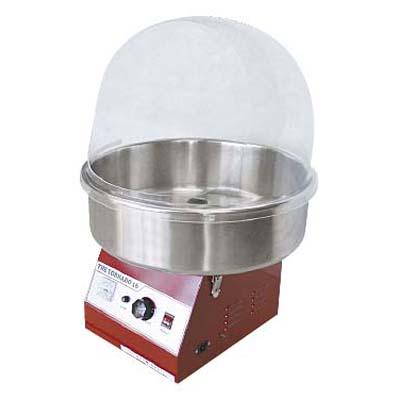 電気 わた菓子機 TR-16型 【ECJ】屋台・イベント調理機器