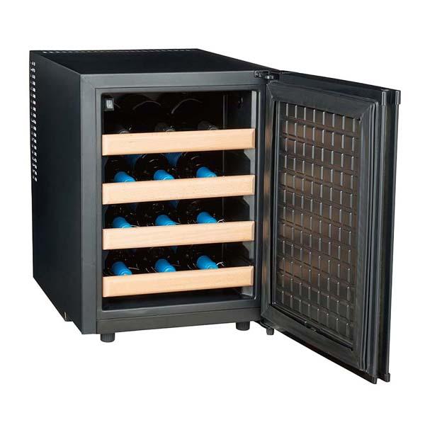 エクセレンス ワインセラー MLY-48CE(12本用) 【ECJ】ワイン・バー用品