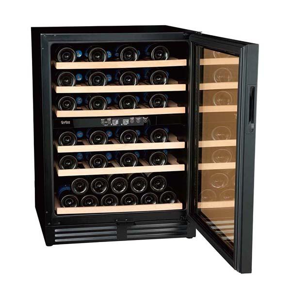 エクセレンス ワインセラー MLY-215CE(51本用) 【ECJ】ワイン・バー用品
