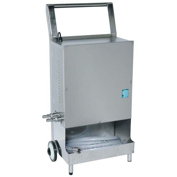 移動式オゾン水洗浄装置 HYD-W1000E 【ECJ】清掃・衛生用品