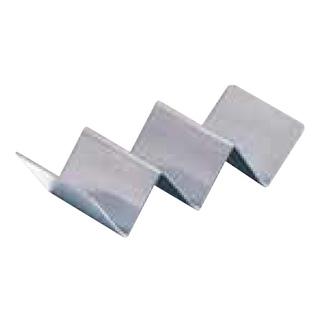 【まとめ買い10個セット品】AM ステンレス ミニタコスホルダー MTSH1(1・2個用)