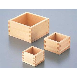 【まとめ買い10個セット品】木製マス 5合 【ECJ】