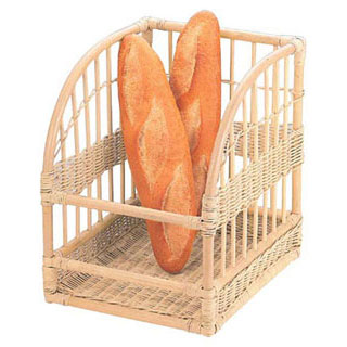 【まとめ買い10個セット品】【 フランスパンスタンド OM-6-N 】【 厨房器具 製菓道具 おしゃれ 飲食店 】 【ECJ】