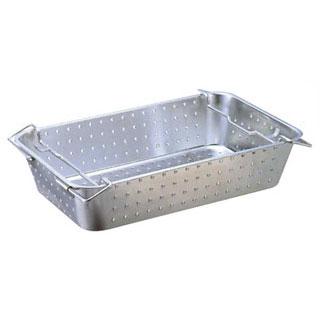 【 [HF-721-P] BK 調理バット 【まとめ買い10個セット品】【業務用】【 水切運搬バット 】 】 185