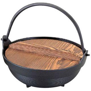 【まとめ買い10個セット品】【業務用】ふるさと鍋 M10-218 21cm
