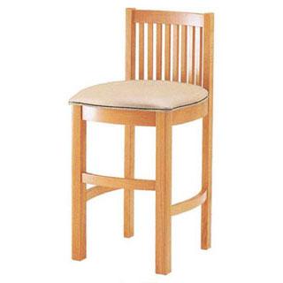 【まとめ買い10個セット品】【 椅子 白木 9-137-5 】【 厨房器具 製菓道具 おしゃれ 飲食店 】 【ECJ】