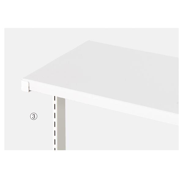 【まとめ買い10個セット品】 SF90両面用タイプ用 ホワイト 木天板 ホワイト 【ECJ】