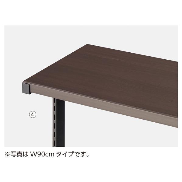 【まとめ買い10個セット品】 SF120両面タイプ用 ブラック 木天板 ダークブラウン 【ECJ】