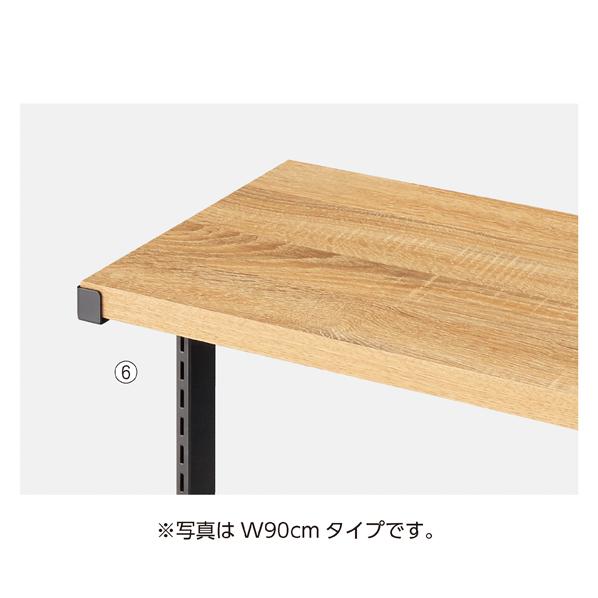 【まとめ買い10個セット品】 SF120両面タイプ用 ブラック 木天板 ラスティック柄 【ECJ】