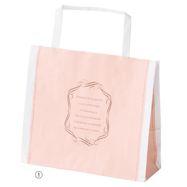 【まとめ買い10個セット品】 エレガントスイート紙袋 18×6×16 50枚 【ECJ】