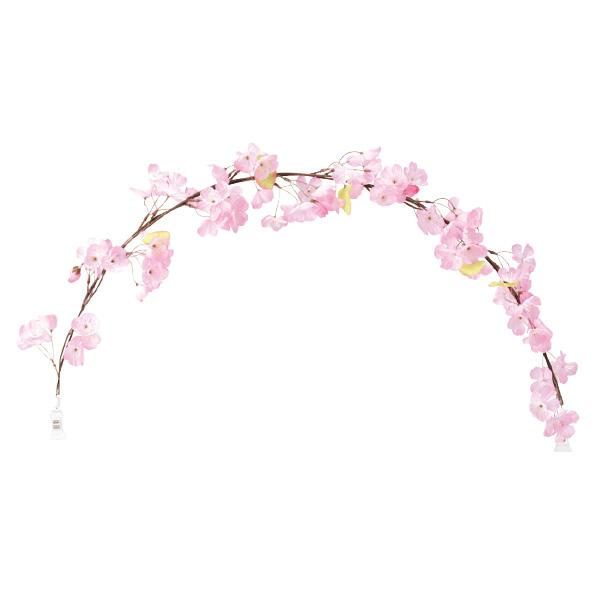 【まとめ買い10個セット品】 桜アーチクリップ1個 【桜 サクラ さくら 春 飾り イベント 装飾】 【ECJ】