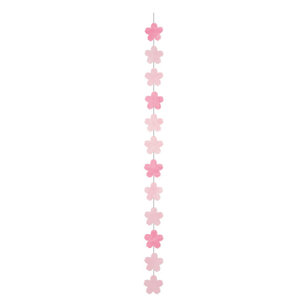 【まとめ買い10個セット品】 桜コード5本 【桜 サクラ さくら 春 飾り イベント 装飾】 【ECJ】