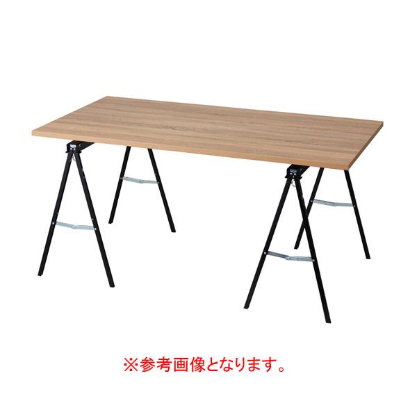 ハコマルシェ簡易テーブルW120cmタイプ ラスティック 【ECJ】