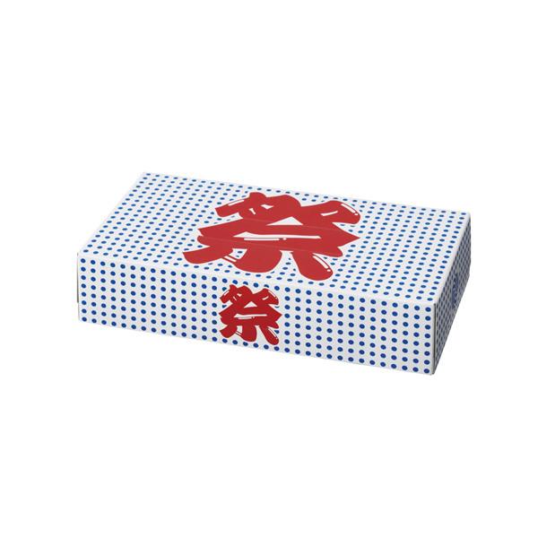 祭豆絞り ティッシュ60個 【ECJ】