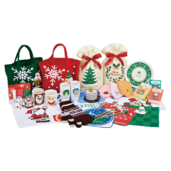 クリスマス福袋 中36セット 【ECJ】