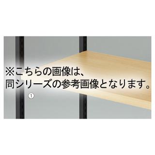 【まとめ買い10個セット品】 【業務用】木棚セット W120cmタイプ ブラック 1セット