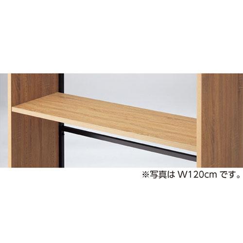 【まとめ買い10個セット品】 【業務用】HOLT 木棚セット ラスティック柄 W90cmタイプ D35cm【店舗什器 パネル 壁面 小物 ディスプレー 店舗備品】【ECJ】