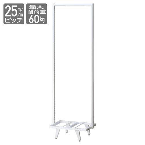 【業務用】tumiki フレームスチール脚タイプ W60cm H180cm【店舗什器 小物 ディスプレー 消耗品 店舗備品】【ECJ】