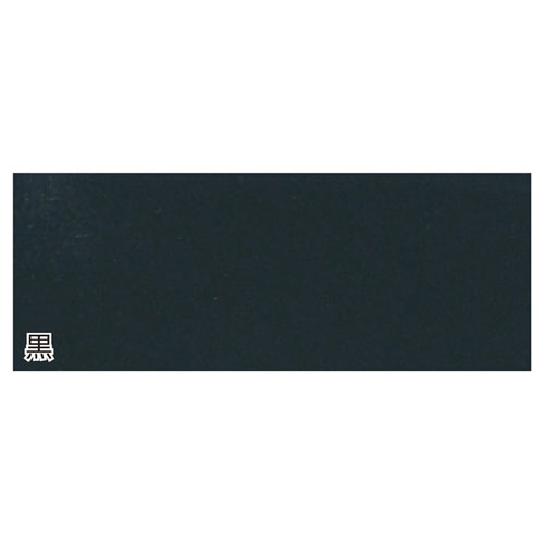 【まとめ買い10個セット品】 シンプル黒板 黒 90×45cm 【メーカー直送/代金引換決済不可】【店舗什器 小物 ディスプレー 文具 消耗品 店舗備品】【ECJ】