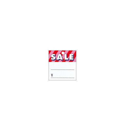 【まとめ買い10個セット品】 さげ札(糸付き) SALE 小 500枚【販促用品 ポスター POP タグ 店舗備品】【ECJ】