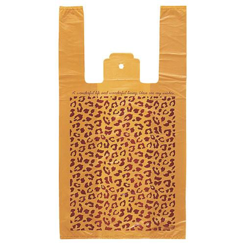 レオパード レジ袋 24×45(31)×横マチ14 4000枚【ECJ】