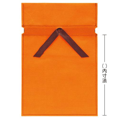 【まとめ買い10個セット品】 不織布リボン付きギフトバッグ 16×25(17.5) 10枚【店舗什器 小物 ディスプレー ギフト ラッピング 包装紙 袋 消耗品 店舗備品】【ECJ】