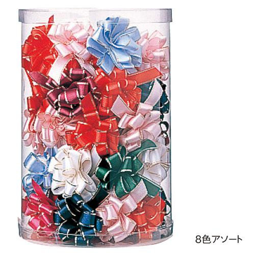 【まとめ買い10個セット品】 ポンポンボウ アソート(8色) 50個【店舗備品 包装紙 ラッピング 袋 ディスプレー店舗】【ECJ】