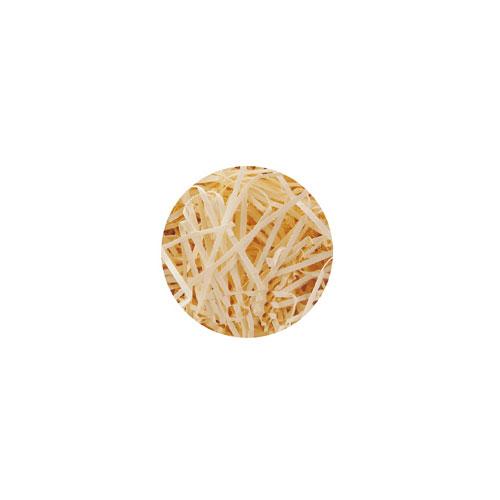 【まとめ買い10個セット品】 紙パッキン 1kg アイボリー【店舗備品 包装紙 ラッピング 袋 ディスプレー店舗】【ECJ】
