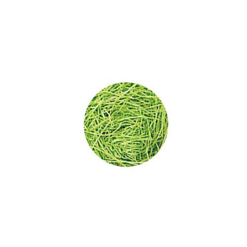 【まとめ買い10個セット品】 紙パッキン 1kg グリーン【店舗備品 包装紙 ラッピング 袋 ディスプレー店舗】【ECJ】