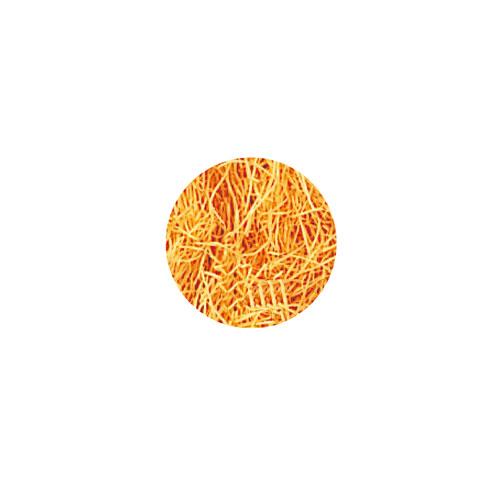 【まとめ買い10個セット品】 紙パッキン 1kg オレンジ【店舗備品 包装紙 ラッピング 袋 ディスプレー店舗】【ECJ】