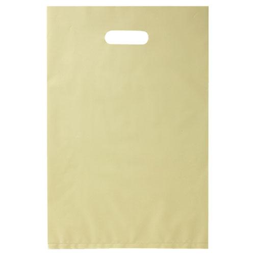 【まとめ買い10個セット品】 ポリ袋ソフト型 カラー アイボリー 40×50 50枚【店舗什器 小物 ディスプレー ギフト ラッピング 包装紙 袋 消耗品 店舗備品】【ECJ】