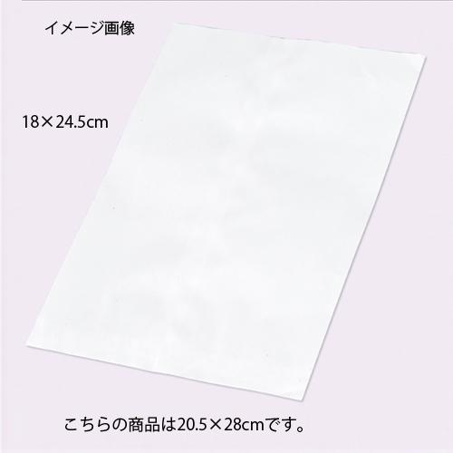 平袋 白無地 20 5×28 1000枚ラッピング用品 紙袋 平袋 平袋 白無地店舗什器 小物 ディスプレー ギフトYb6vIm7gyf