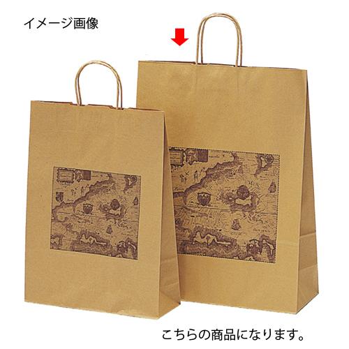【まとめ買い10個セット品】 マップ 38×14.5×50 50枚【店舗備品 包装紙 ラッピング 袋 ディスプレー店舗】【ECJ】