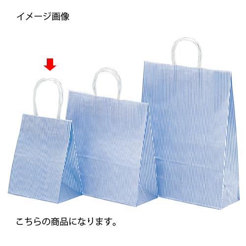 モノストライプ 21×12×25 300枚【店舗備品 包装紙 ラッピング 袋 ディスプレー店舗】【ECJ】