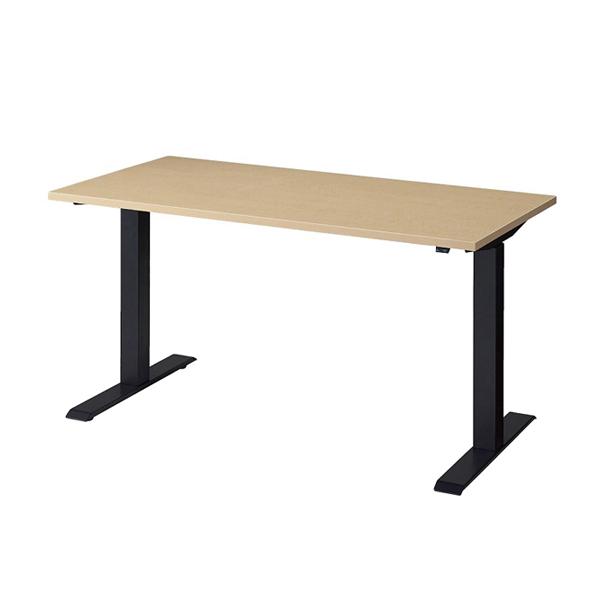 国内初の直営店 電動昇降テーブル W120×D70 W120×D70【ECJ】 ナチュラル/ブラック【ECJ】, 値頃:2cb3bdcc --- celebssnapchat.com