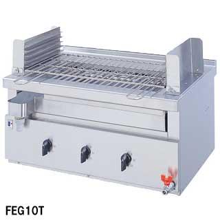 【業務用】フジマック 業務用電気グリラー FEG18T W1020×D550×H380 【 メーカー直送/後払い決済不可 】 【 送料無料 】